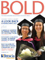 Bold 2012 Cover