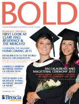 Bold 2013 Cover